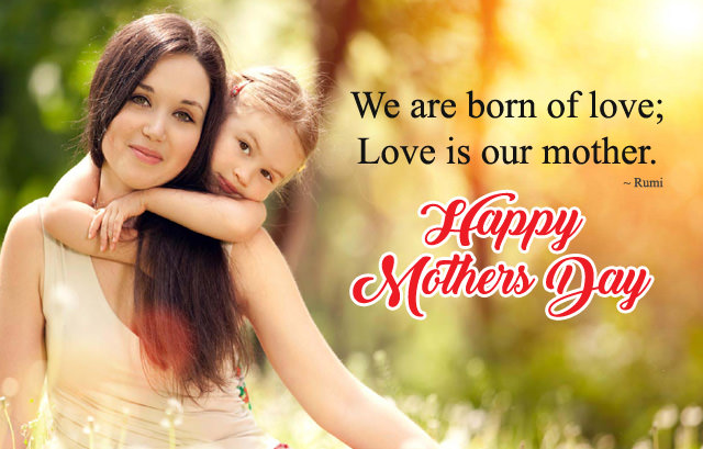 Lovely Happy Mothers Day HD Photos
