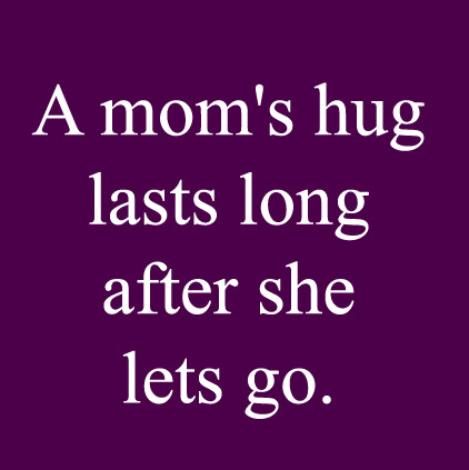 Mom's Hug DP