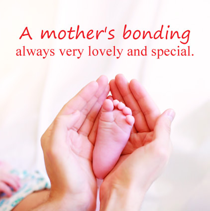 Mothers Bonding Quotes Images