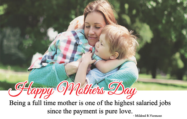 Mothers Day Images For Son Daughter