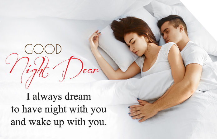 Romantic Good Night Images for Lover | GN Wishes Quotes for