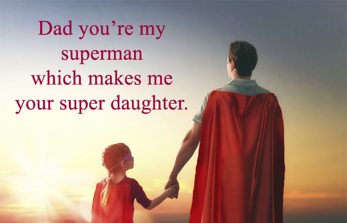 Dad Sayings From Daughter