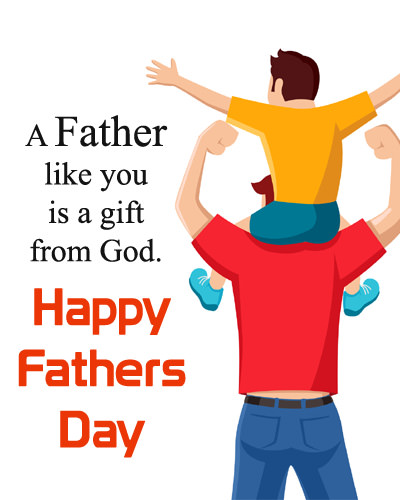 Father Like Gift From God