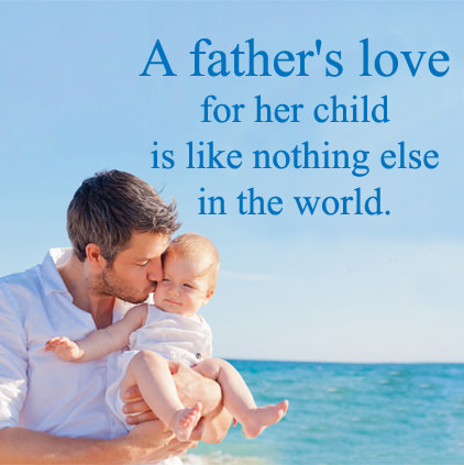 Father Love Quotes with Images