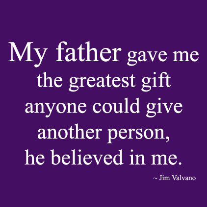 Father Thanks Quotes