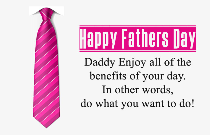 Fathers Day English Messages Images
