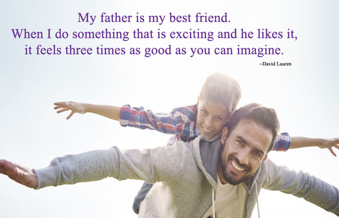 Fathers Day Images Sayings Quotes from SON