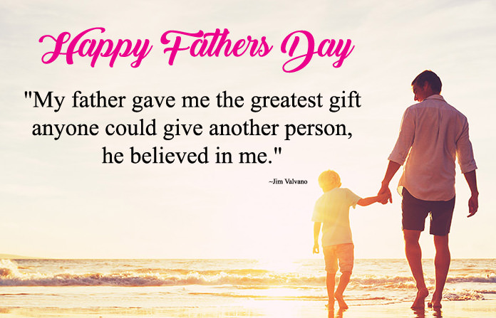 Happy Fathers Day Quotes From Son with Images, Short Dad ...