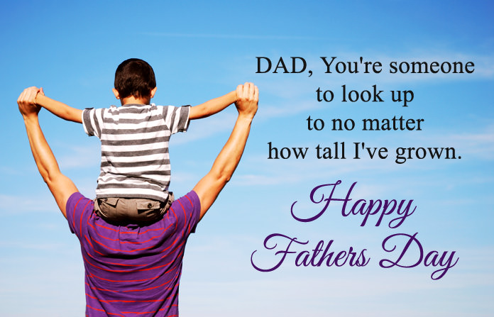 Fathers Day Wishes From Son
