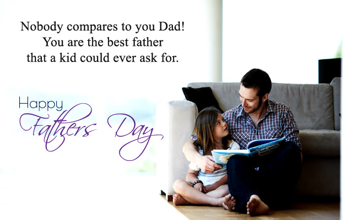 Happy Fathers Day Status in English