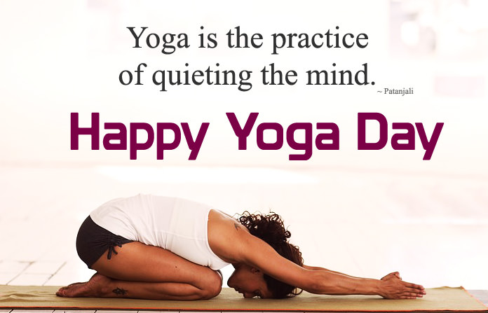 Happy Yoga Day Images
