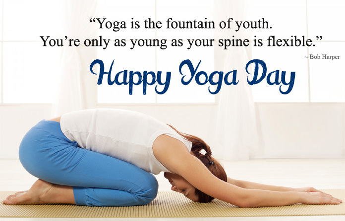 Happy Yoga Day Quotes With Images