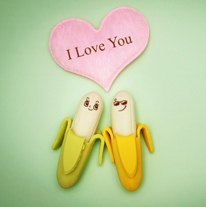 I Love You Cute Funny Display Picture