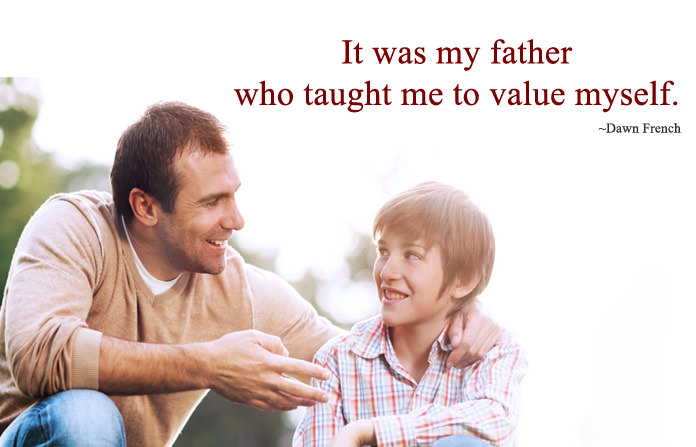 Inspirational Fathers Day Quotes from Son