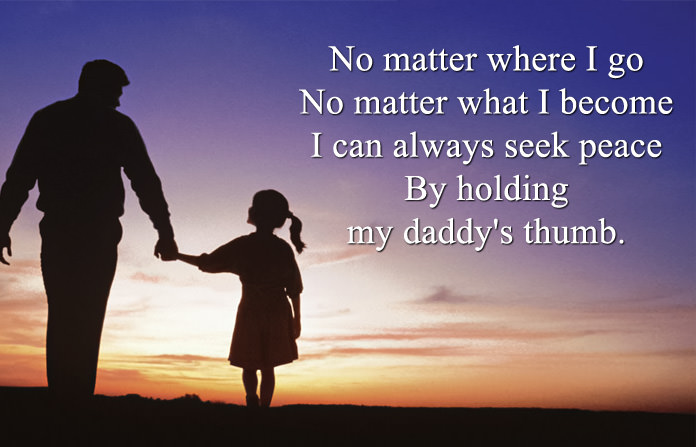 Happy Fathers Day Images From Daughter with Cute Love Quotes