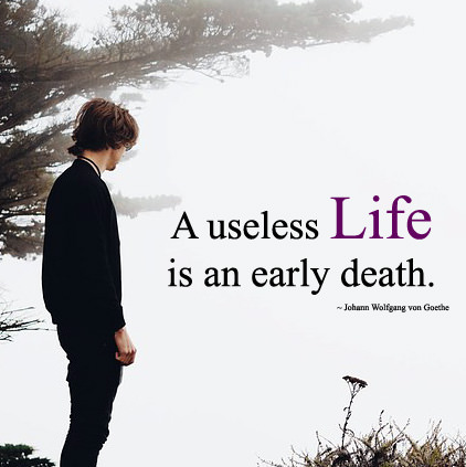 Life Death DP Quote Messages