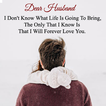 Whatsapp Status Dp for Husband from Wife