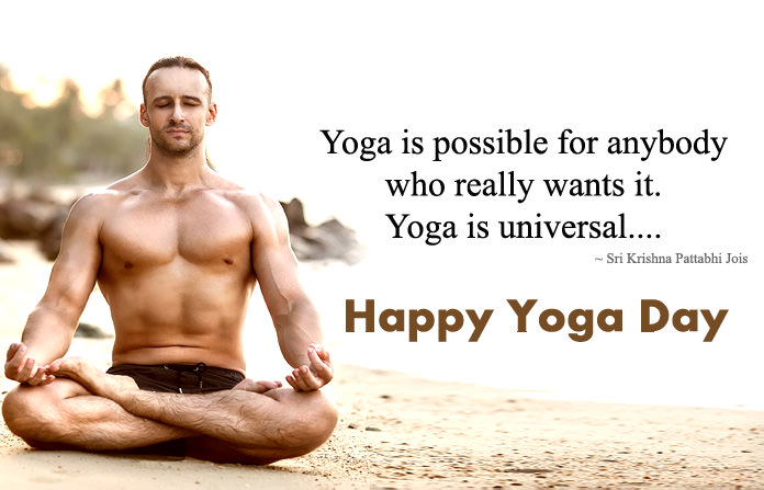 Yoga Day Images for Whatsapp