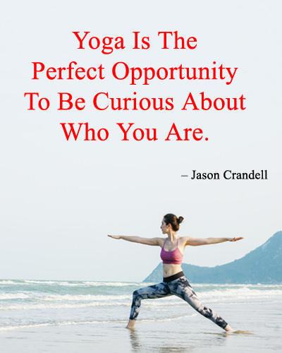 Yoga Quotes about Life
