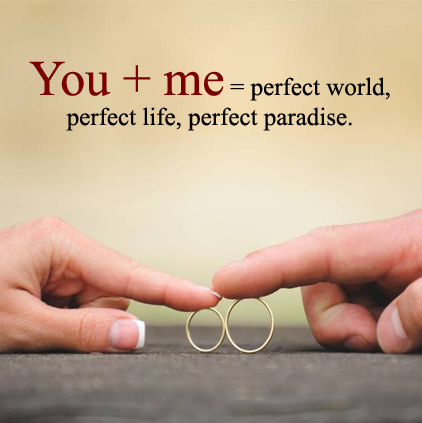 You and Me DP