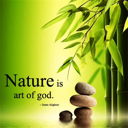 Beautiful Nature Images with Quotes