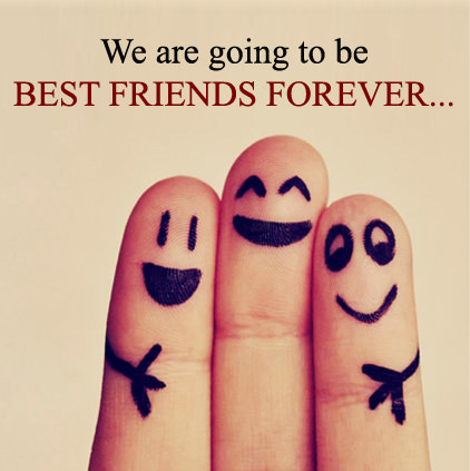 Best Friends Forever DP
