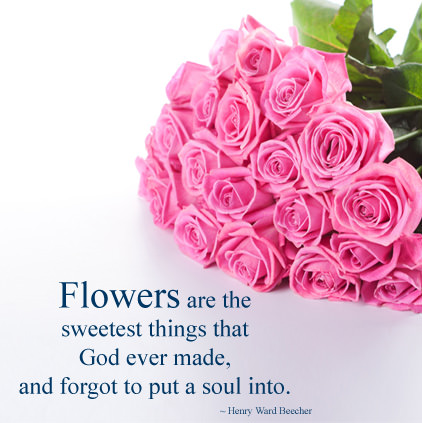 Flowers Quotes with Images