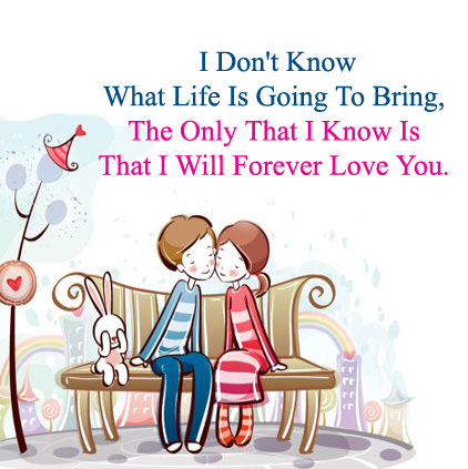 Forever Love Status Images for Whatsapp