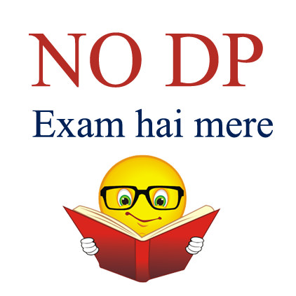 NO DP for Exams