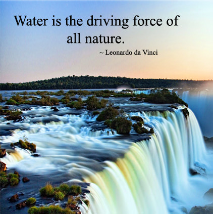 Nature Water DP's