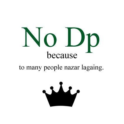 No DP Najar Ki Vajah Se