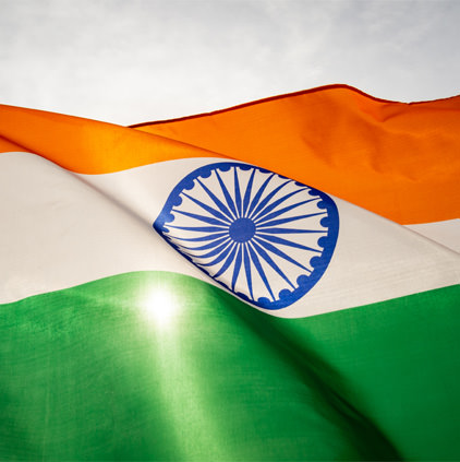 15th August DP of Indian Flag