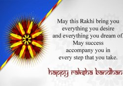 Happy Raksha Bhandhan Quotes Image