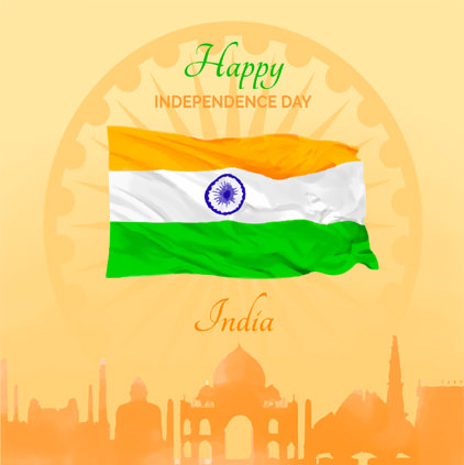 Indian Flag Image for Whatsapp DP