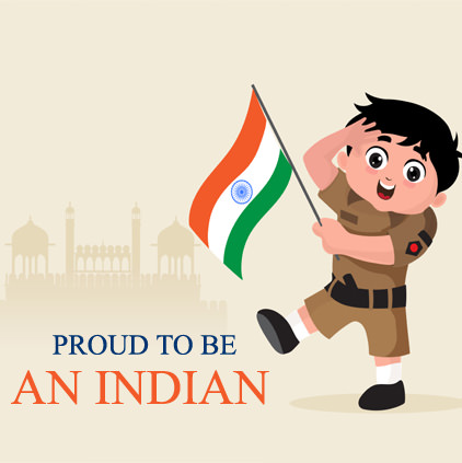 Proud To Be An Indian DP