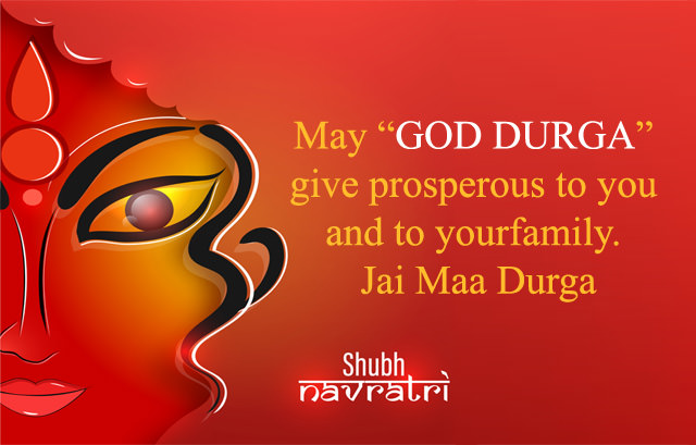 Maa Gurga Wishes Images