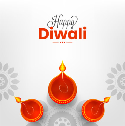 Happy Diwali Diya Images for Whatsapp