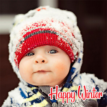 Cute Winter DP