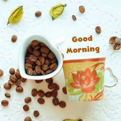 Good Morning Cups Images