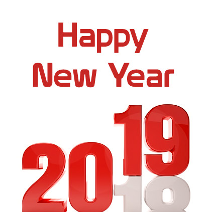 Happy New Year 2019 HD Whatsapp Images DP Status (13)