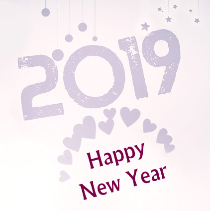 Happy New Year 2019 HD Whatsapp Images DP Status (15)
