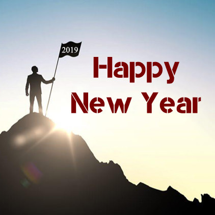 Happy New Year 2019 HD Whatsapp Images DP Status (18)