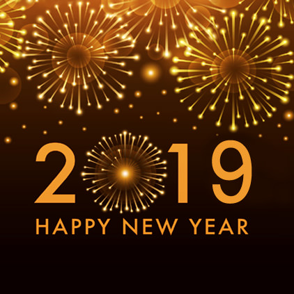 Happy New Year 2019 HD Whatsapp Images DP Status (2)