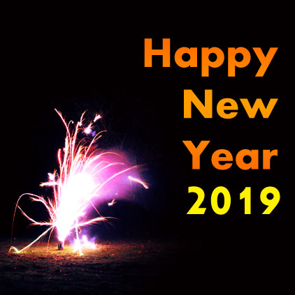 Happy New Year 2019 HD Whatsapp Images DP Status, FB ...