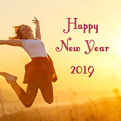 Happy New Year 2019 HD Whatsapp Images DP Status (33)