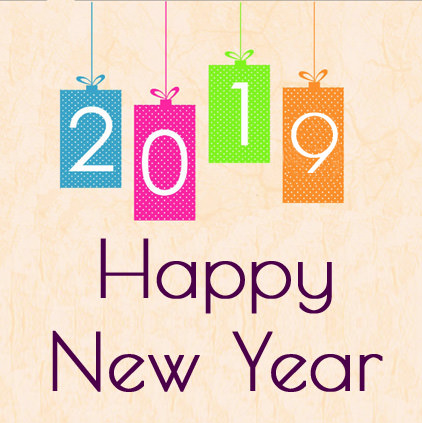 Happy New Year 2019 HD Whatsapp Images DP Status (35)