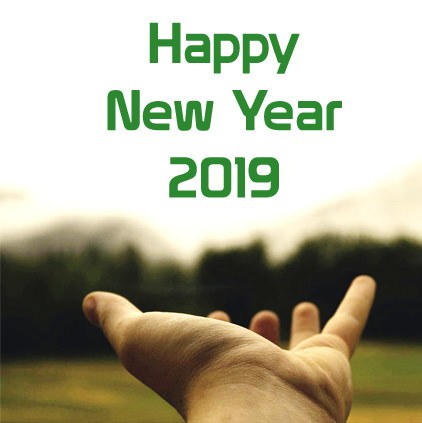 Happy New Year 2019 HD Whatsapp Images DP Status (37)