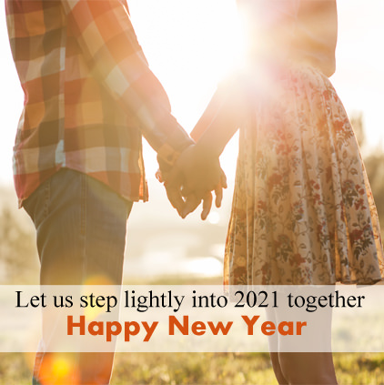 Happy New Year 2021 Images for BF GF