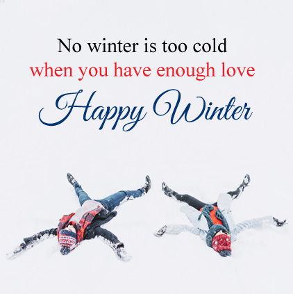 Winter Couple DP