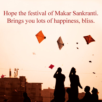 Kite Flying in the Sky Images for Makar Sankranti